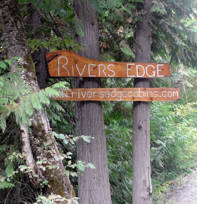 Rivers Edge Cabins - Reservations